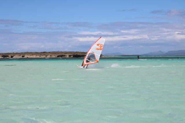 emeraude lodge babaomby kite surf